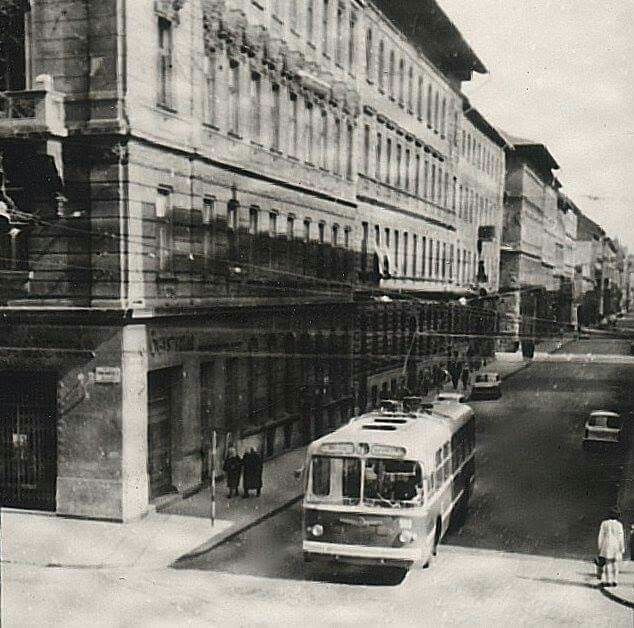 1967. Murányi utca Damjanich utca
