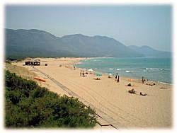 Portixeddu, Costa Verde, Sardinia.