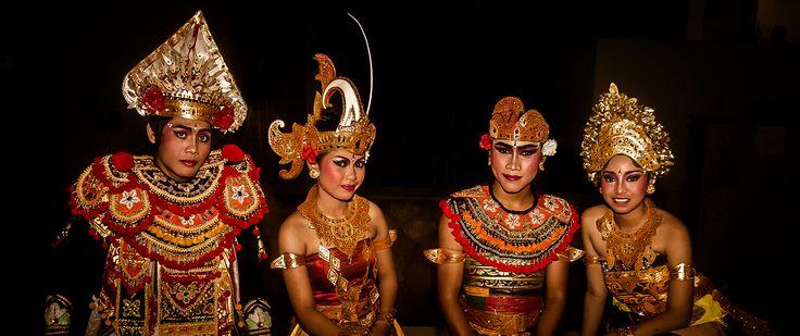 Balinesse Dancer Bali
