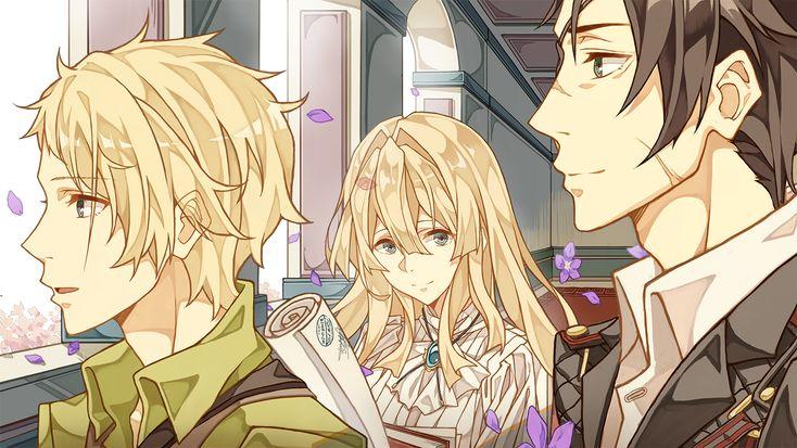 Violet Evergarden Image #2130189 - Zerochan Anime Image Board
