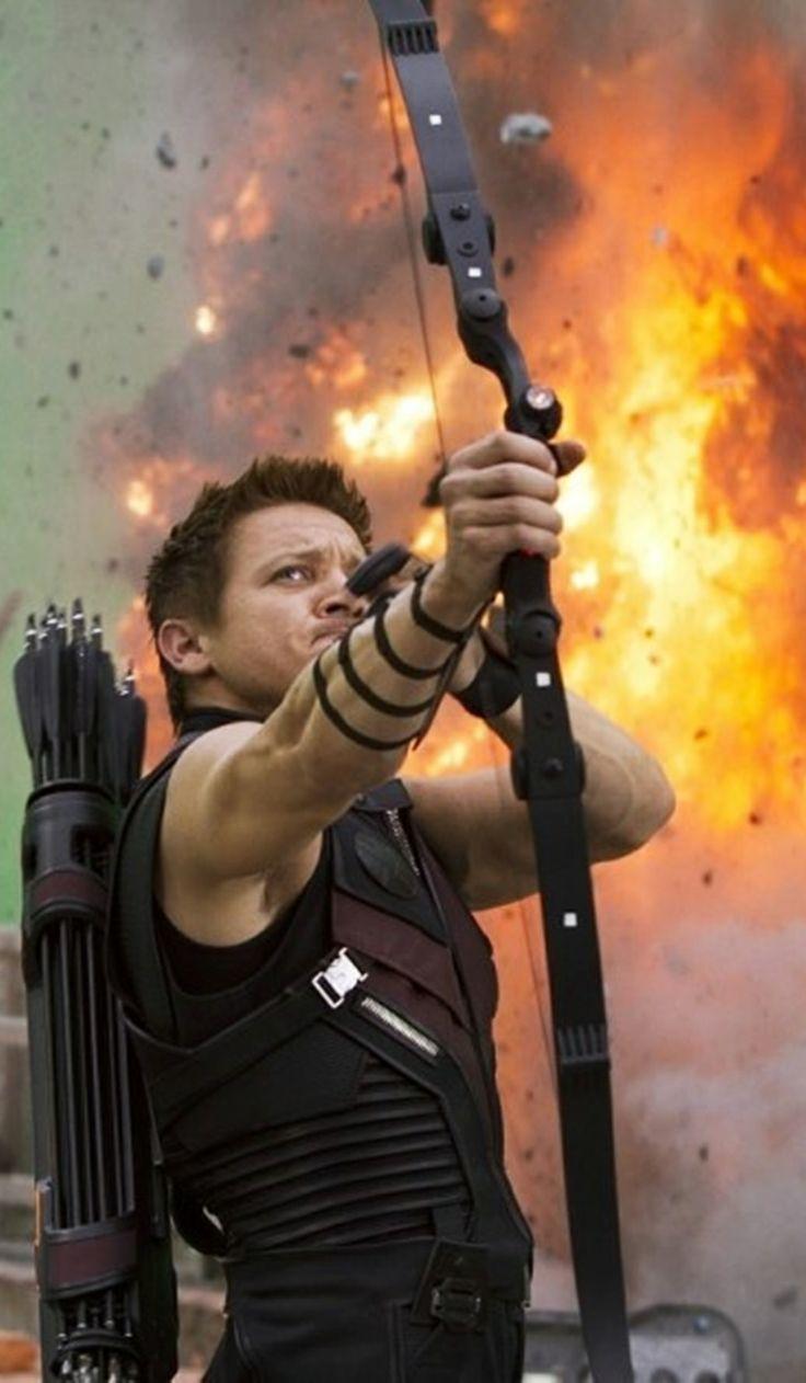 Hawkeye | Heros of The...