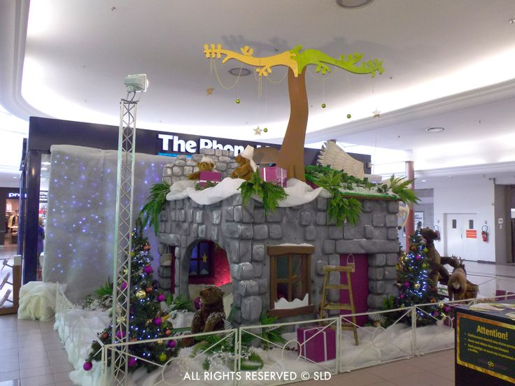 Christmas show created by Sld.