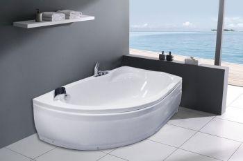 Гидромассажная  ванна Royal Bath ALPINE (L / R) 1700x1000x580 купить, описание, цена, интернет-магазин Mixen.com.ua Днепропетровск