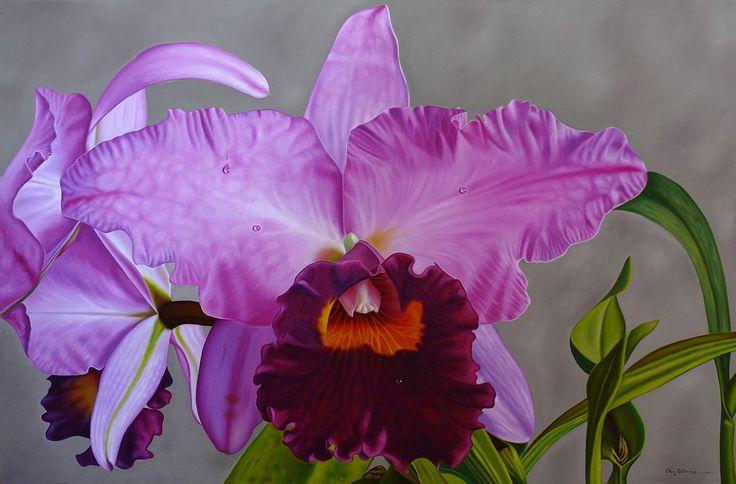#Orquídeas #ArteBortot #GaleríaBortot #ExpoArtistas #Orquídea
