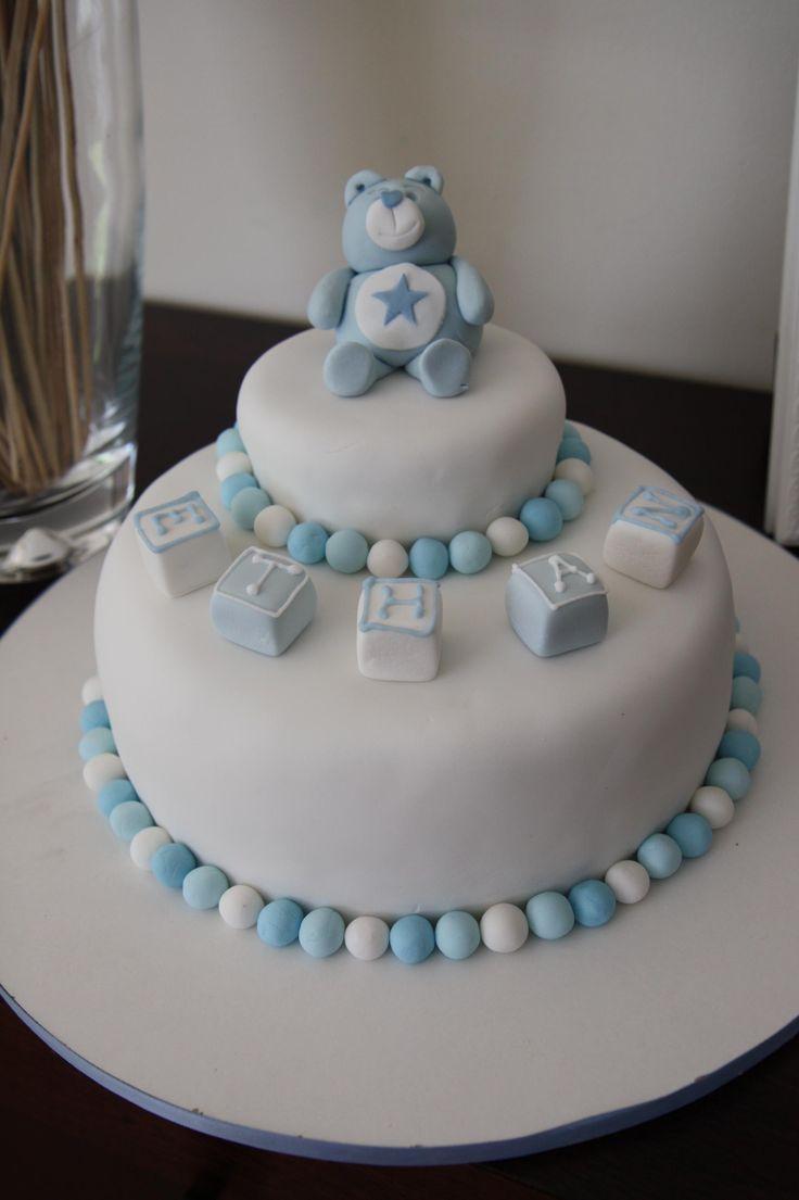 Christening Cake Decorating Ideas