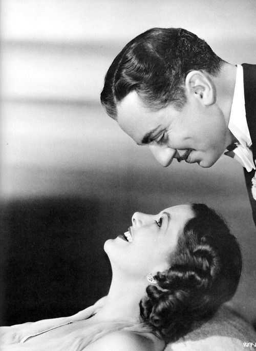 — William Powell on working with Myrna Loy, Screenland Magazine, March 1936 vintage hairstyles