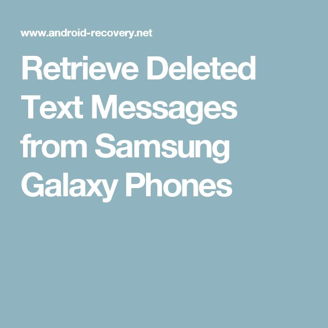 how to delete messages on a samsung galaxy