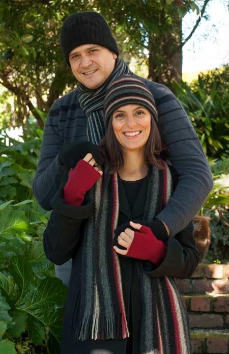 Gorgeous possum merino wool knitwear for smart casual weekend wear.