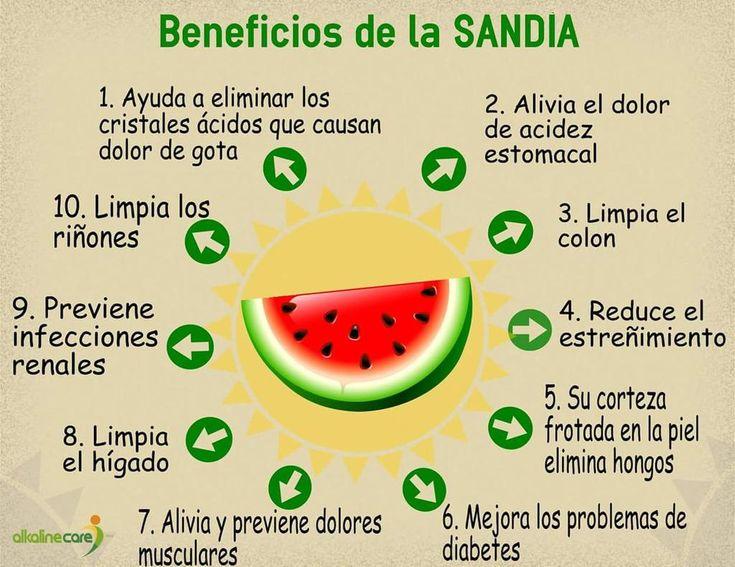 Más de 25 ideas increíbles sobre Beneficios de la sandia