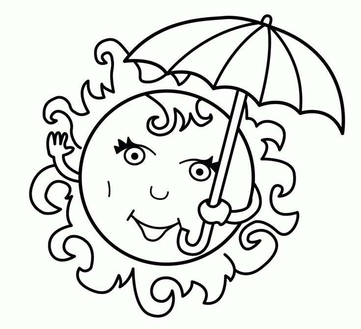 coloring pages free coloring pages of clothes of summer season summer season pictures for kids drawing 101 coloring pages - Circle Coloring Pages Toddlers