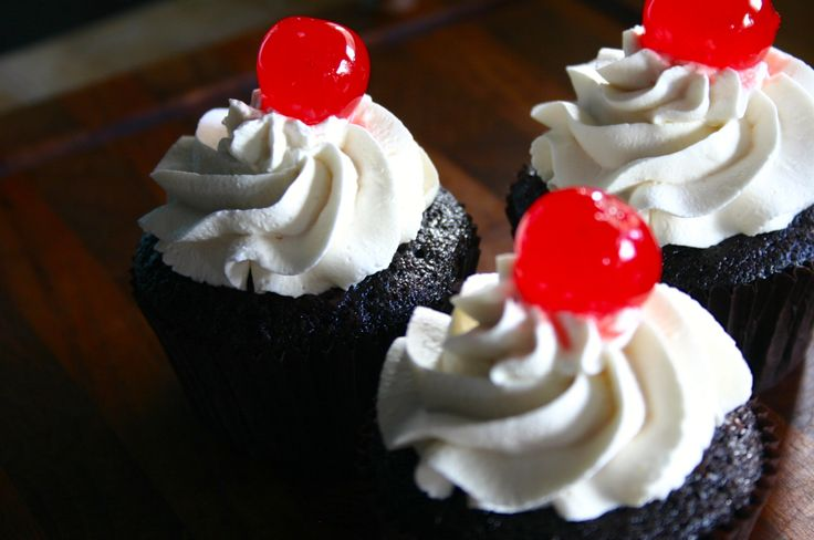 cupcakes con cocacola