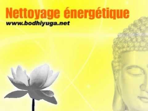 ▶ Méditation guidée : Nettoyage énergétique (ancienne version) - YouTube