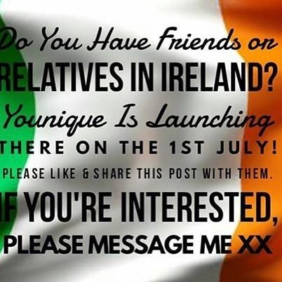 ���������� Today's the day we are Launching in Ireland �� so exciting ����������#eyeshadow #lashes #eyes #primers #cosmetic #lips #concealer #beautiful #eyebrows #crease #foundation #powder #eyeliner #palettes #base #lash #fashion #glue #lip #gloss #makeup #cosmetics #lipstick #instamakeup #beauty #tar #glitter #mascara #TFLers http://ameritrustshield.com/ipost/1549198066618449864/?code=BV_227_g7_I