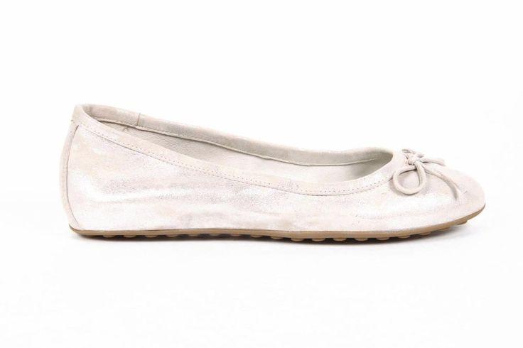 Versace Abbigliamento Sportivo Milano Ladies Ballerina Flats - VINTAGE SASSO #Versace #BalletFlats #Casual