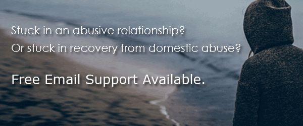 Are you stuck in an abusive relationship? Or are you stuck in your recovery from one? You don't have to do it alone. Free verbal and emotional abuse help.