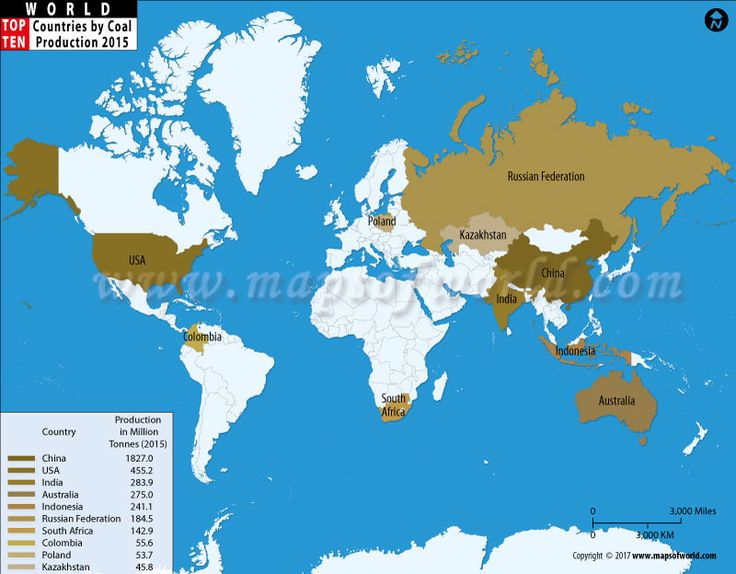 do you know half of the us electricity is generated from coal coalproduction worldmaptop