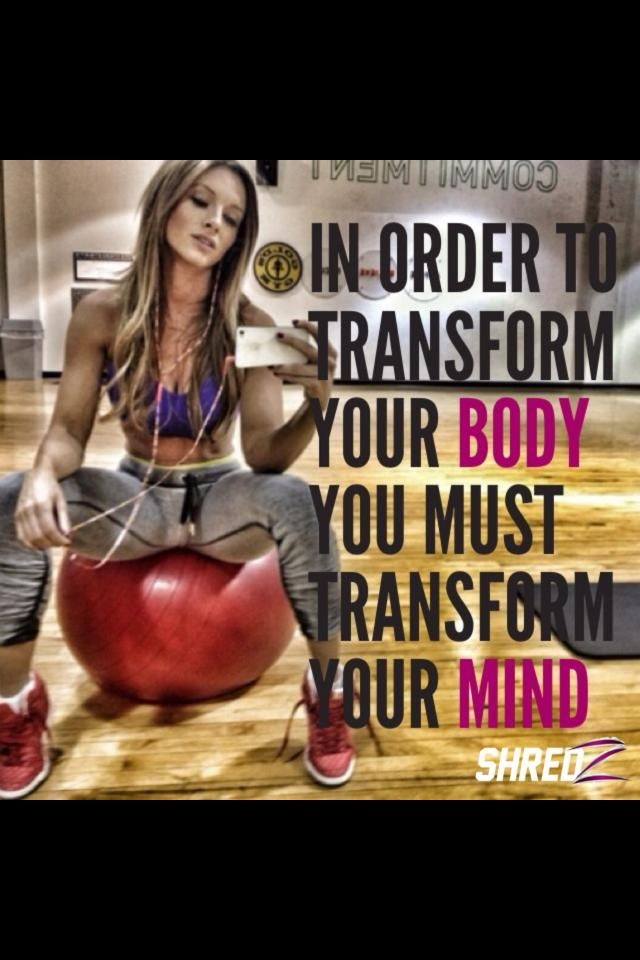 Mind over matter... Paige Hathaway my fitness inspiration. Follow her on Instagram @paigehathaway rockin' bod!
