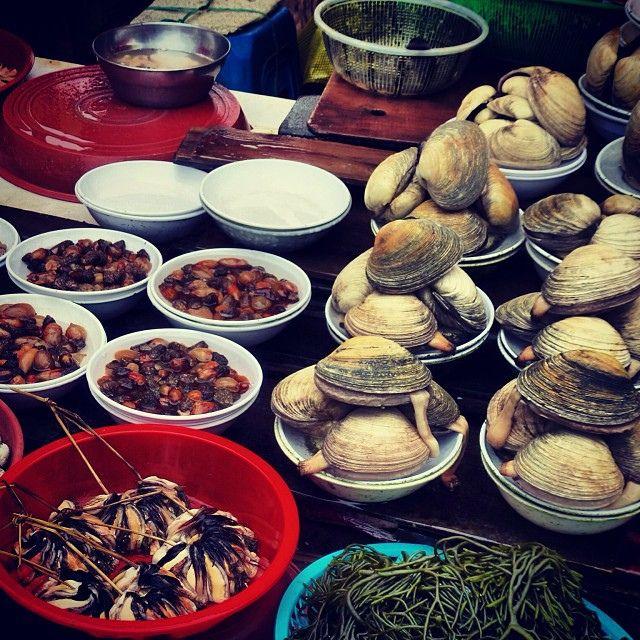 Fish market in Busan, South Korea | Flickr – Condivisione di foto!