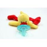 "Wubbanub Plush Pacifier ""Duck"" (Baby Product)By Respironics"