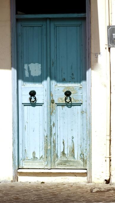Chania - I love old doors!