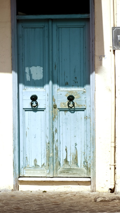 Chania - I love old doors!