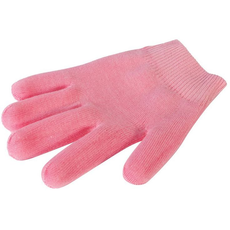 1pair 4 Colors Gel Spa Silicone Gloves Whiten Skin Moisturizing Treatment Gel SPA Gloves Hand Mask Care