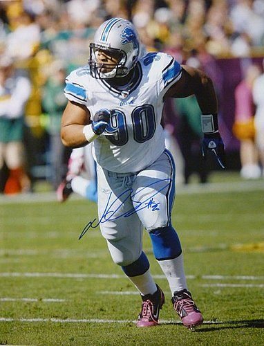 Ndamukong Suh Detroit Lions Authentic Jerseys