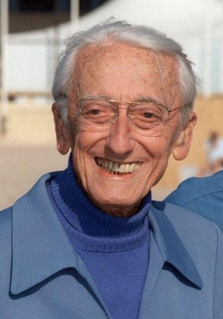 Кусто Жак Ив JacquesYves Cousteau