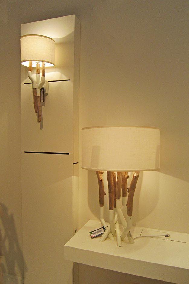 Arredi e complementi realizzati con pezzi di legno naturali reinterpretati...www.valterpisati.it