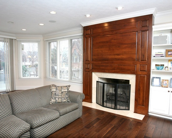 Bishop Circle Living Room Remodel