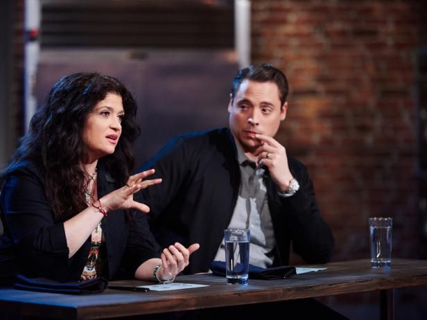 One rival will rejoin the competition, but only after surviving Star Salvation, a Web-only series hosted by Alex Guarnaschelli and Jeff Mauro.