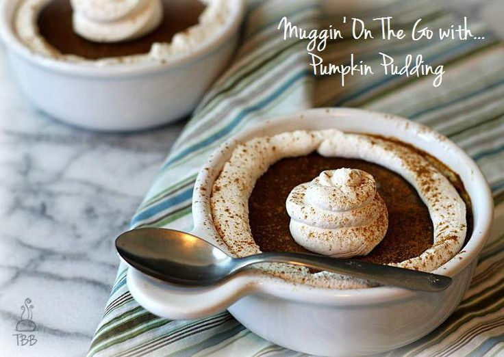 Muggin' On The Go with... Pumpkin Pudding