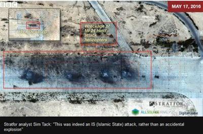 Ρωσικά ελικόπτερα κατέστρεψε το Ισλαμικό Κράτος χτυπώντας βάση στη Συρία