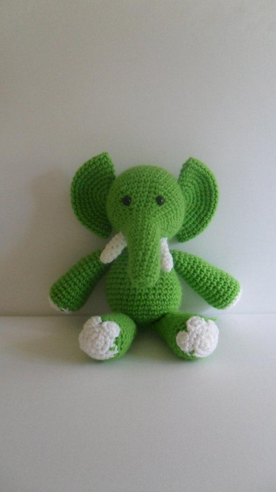 ... Crochet Toys, Crochet Elephant, Crochet Amigurumi, Amigurumi Dolls