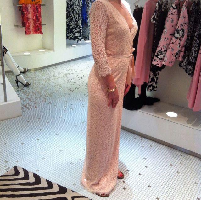 #dvf dress..perfection!