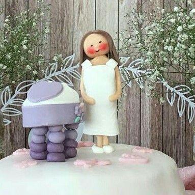 Baby shower cake...