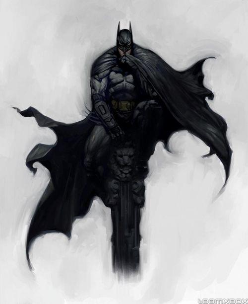 The dark KnightComics Art, Heroes, Batman Arkham City, Comics Book, Legs Tattoo, Capes Crusader, Dark Knights, Batman Concept Art, Batman Arkham Cities