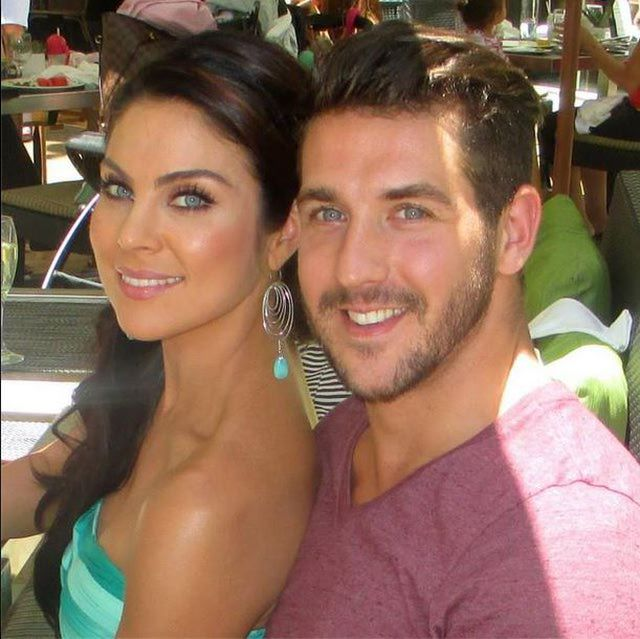 Days of Our Lives Alum Nadia Bjorlin is engaged to Grant Turnbull: Nadia Bjorlin and Grant Turnbull