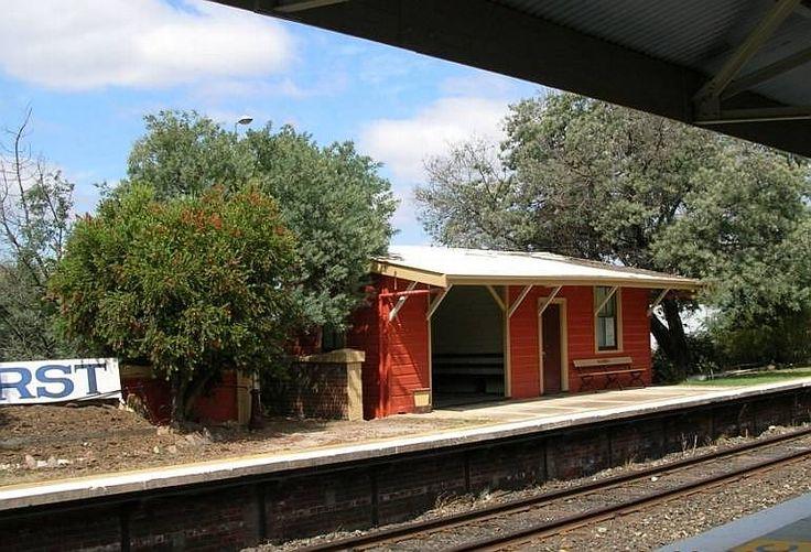 Bathurst, redundant station buildings on disused westbound platform  Image by: ARTC  Image copyright owner: ARTC
