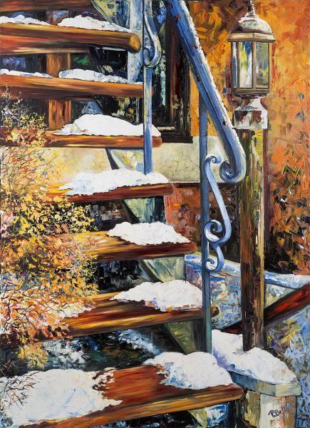 Douce chaleur d'hiver- Pascale Bellot