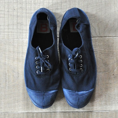 chaussuresNavy Bensimon, Bensimon Sneakers, Style, Clothing, Accessories Details, Feet, Blue Shoes, Wear, Bensimon Indigo