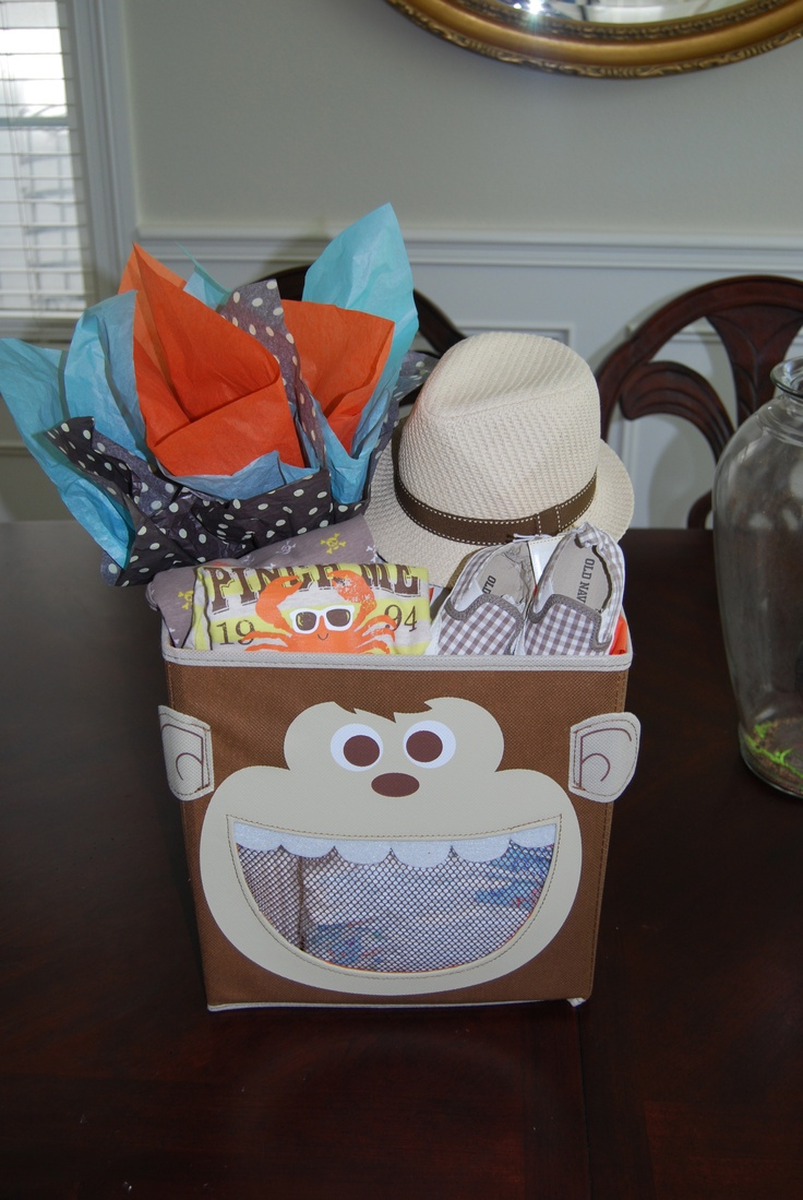 Baby Boy Shower Gift