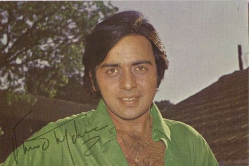 Vinod Mehra