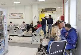 Risultati immagini per sala d'attesa pronto soccorso