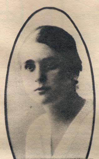 Miss Finland 1919 – Rauha Aaltonen