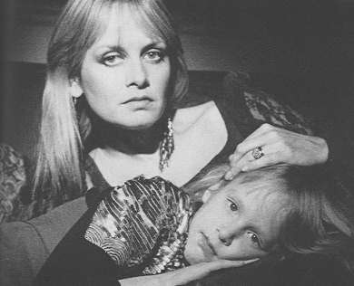 Twiggy W Her Daughter Carly Twiggy Pinterest Daughters