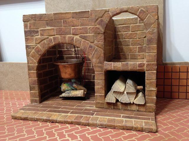 278 best fireplace images on pinterest miniatures doll