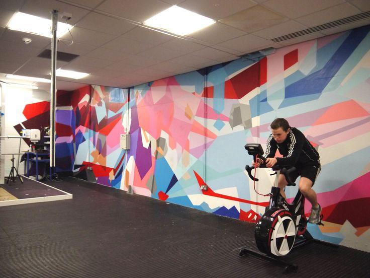 Bath University Innovative Mural