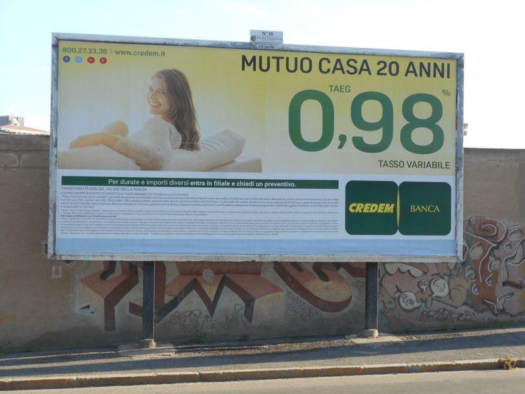 Cagliari, Credem Banca
