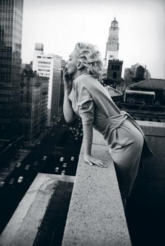 30 Photos of Marilyn Monroe Not Giving a Damn – Ninotschka G